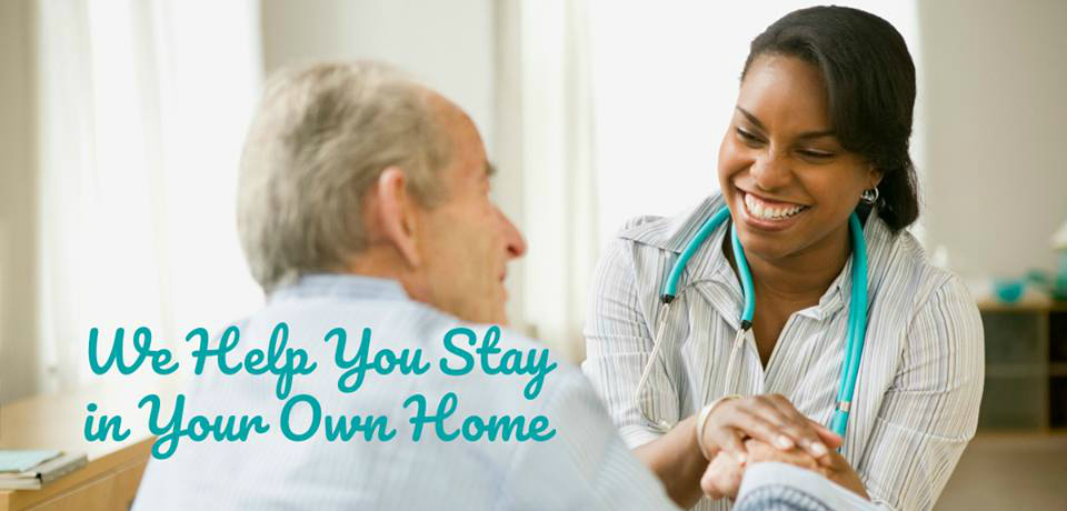 We help you stay in your own home